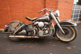 harley davidson panhead el for sale