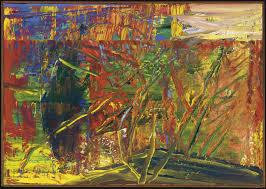 gerhard richter abstraktes bild 1986 oil on canvas 69 7 100 3cm