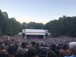 View Of The Stage From Row Ll Picture Of Chastain Park