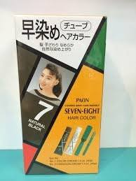 Buy PAON SEVEN-EIGHT PERMANENT HAIR <b>COLOR</b> #7 ...