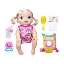 Baby Alive - Baby Go Bye Bye - Hasbro – App Số 1