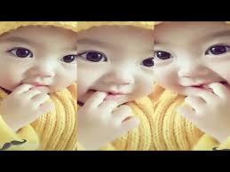 tik tok cute baby video the video