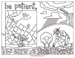 Free printable coloring pages for children that you can print out and color. Bible Story Coloring Pages Winter 2019 2020 Illustrated Ministry