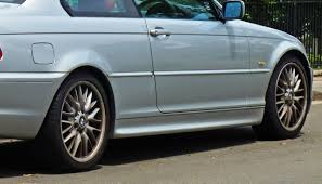 Side skirts MSPORT BMW E46 2door 99-06 - DBRTUNING