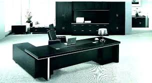 office desk modern.  Office Luxury Office Desk Black Of Executive Modern  Furniture Uk   In Office Desk Modern