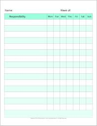 Chore List For Families Kids Chores And Routines Checklists Creatingmaryshome Com