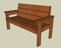 Small Picture Woodwork Build Wood Park Bench PDF Plans Benches Pinterest