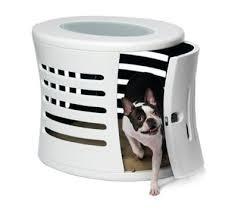 luxury dog crates furniture. Sale Zen Haus Fiberglass Dog House - White. Luxury Crate Crates Furniture