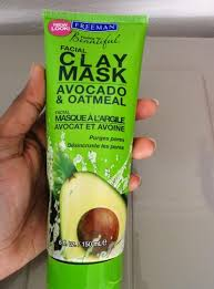 avocado and oatmeal clay mask benefits