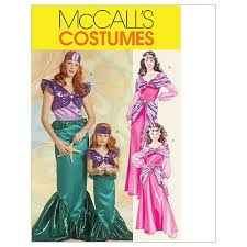 Mccalls Costume Patterns Inspiration Amazon McCall's Patterns M48 Misses'Children's Girls