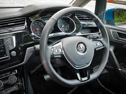 Volkswagen Touran 2016 Interior – Stock Editorial Photo ...