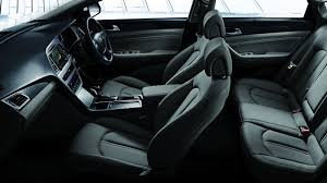 hyundai sonata 2015 black interior. interior score 55 hyundai sonata 2015 black