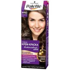 <b>Крем</b>-<b>краска</b> для волос <b>Palette</b> Intensive Color Интенсивный цвет ...