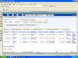 po tracker purchase order tracking in lotus notes tracker suite