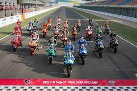 First on the throttle, last on the brakes 🏁 enjoy all the action from the 2021 season with #motogp videopass! Afr7gtmwvh13 M