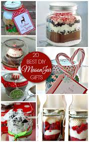 Ideas For Decorating Mason Jars For Christmas 100 Best Mason Jar Gifts Christmas Gift Ideas A Helicopter Mom 18