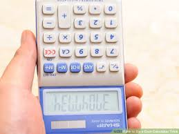 image titled do a cool calculator trick step 2