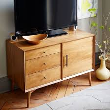 Living Room Console Cabinets Modern Media Consoles Cheerful American Furniture By Shaka