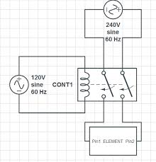 simple contactor wiring diagram simple image need help wiring auber contactor home brew forums on simple contactor wiring diagram
