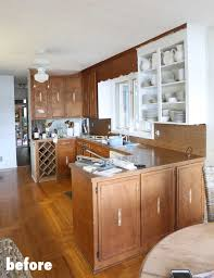 Diy Painting Kitchen Countertops Painting Kitchen Countertops To Look Like Carrara Marble In My