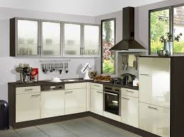 Modern Style Bar Stools L Shaped Small Kitchen Layout Floor To Ceiling Windows Modern