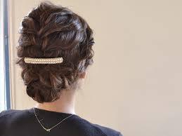 ペタンコ髪の人必見トップ編み込みでボリュームupヘアに