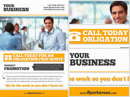 Free Business Flyer Template FlyerHeroes Mesmerizing Free Sample Flyers