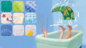 9 anti slip bath mats skid resistant slips
