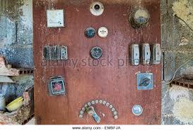 switchboard old stock photos switchboard old stock images alamy vintage electrical switchboard multiple controls fuses and levers stock image