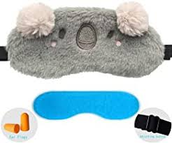 koala sleep mask - Amazon.com