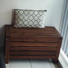 ikea outdoor storage bench photo photo photo photo ikea outdoor storage bench seat