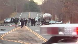 Mom, Her 2 Adult Children Among 5 Killed in Car-Obliterating Crash ...
