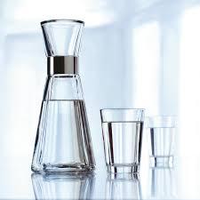 rosendahl grand cru water carafe  glasses