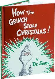 how the grinch stole christmas book. Wonderful Christmas How The Grinch Stole Christmas For The Book E