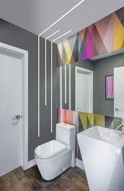 Ultra Modern Recessed LEDs Modern LED Lighting For The Bathroom