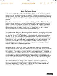 z for zachariah character essay write my research paper cheap z for zachariah character essay