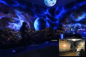 Black Light Bedroom Best Of Mural Google Search Unique Pendant