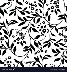 Vine Pattern New Vine Pattern Royalty Free Vector Image VectorStock
