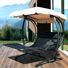 lawn swing with canopy wooden yard swing with canopy hanging patio swing chair patio swing canopy