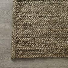natural jute braided rug