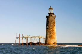 Larry S Lighting Portland Larrys Ramble Ram Island Ledge Light