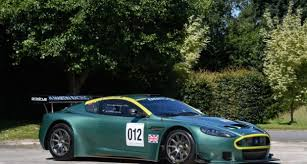 2010 Aston Martin Dbrs9 Ex Ilms Hong Kong Racing Gtc Specification Classic Driver Market