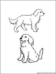 Small Picture Christmas Coloring Pages Puppy And Ribbon Coloring Pages
