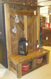 Boot Bench With Coat Rack Custom Scratch The Boot Bench Enclose The Front Of This And Make The Seat