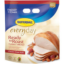 Butterball Turkey Baking Chart Butterball Everyday Classic Oven Style Ready To Roast With