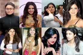 bollywood actress photos without makeup
