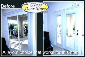 replacement sliding glass door cost to replace sliding glass door fancy patio replacement awesome can you