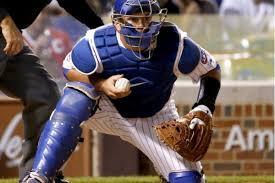Kyle Schwarber Is Cubs Backup Catcher For A Day Chicago