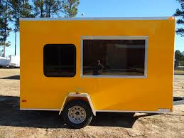 build a food truck or build a concession trailer