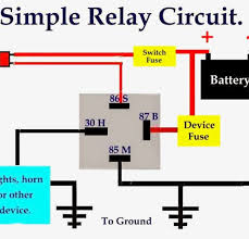 horn wiring diagram inspiration pictures relay for alluring with horn button wiring diagram at Horn Diagram Wiring